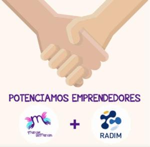 Potenciando micro emprendedores con RADIM