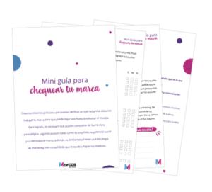 Chequea tu marca gratis: descarga la mini guía