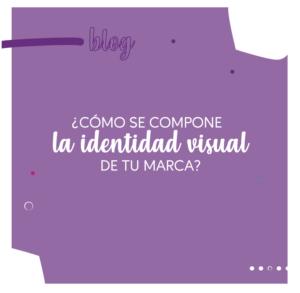 Cómo se compone la identidad visual de tu marca