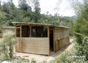 Cómo construir una vivienda de emergencia rápido y simple
